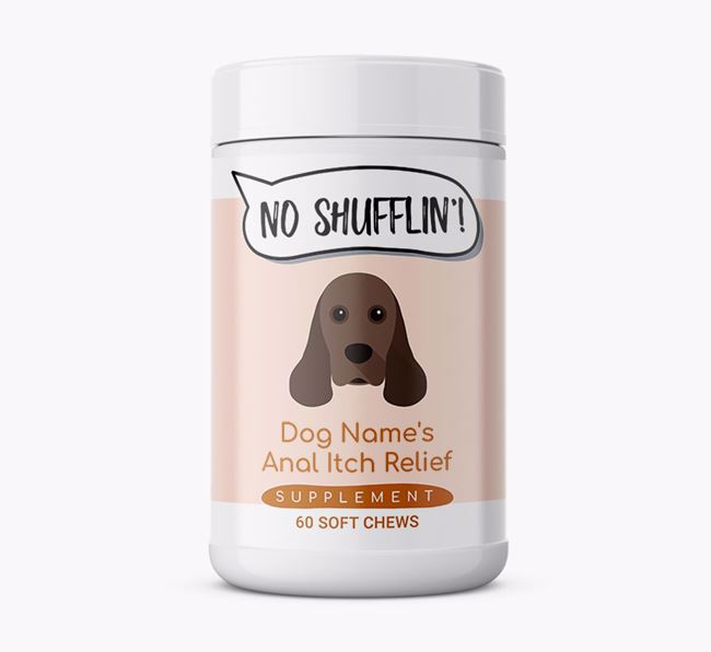 Anal Itch Relief Supplements for American Cocker Spaniel
