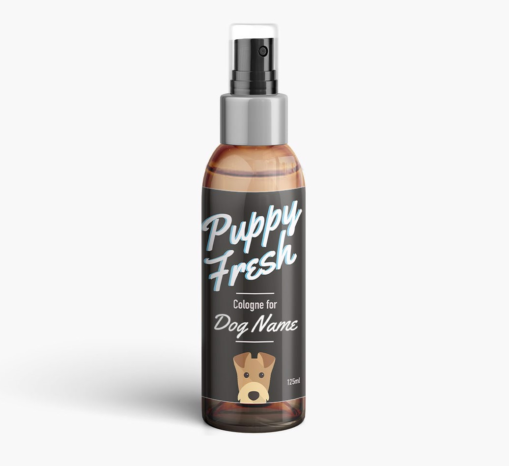 'Puppy Fresh' Fragrance for your Airedale Terrier}