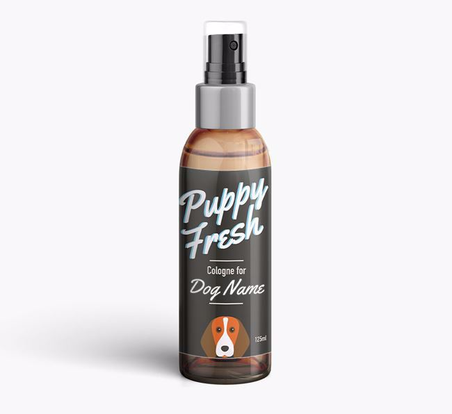 'Puppy Fresh' Fragrance for your Beagle