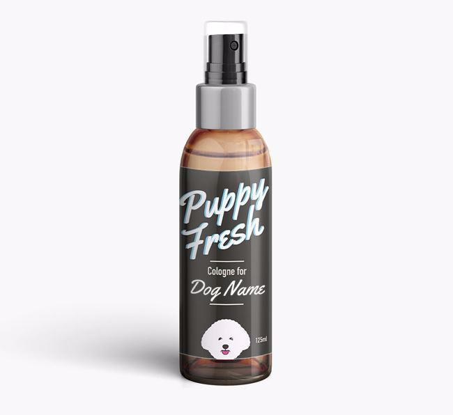 'Puppy Fresh' Fragrance for your Bichon Frise