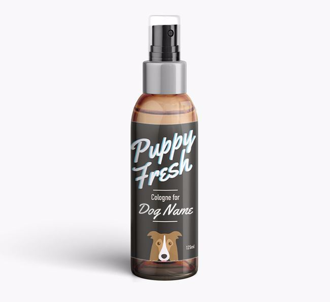 'Puppy Fresh' Fragrance for your Border Collie