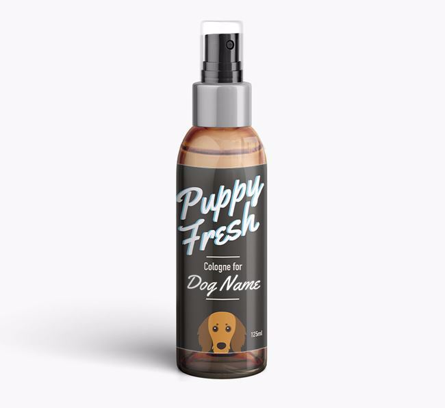'Puppy Fresh' Fragrance for your Doxiepoo