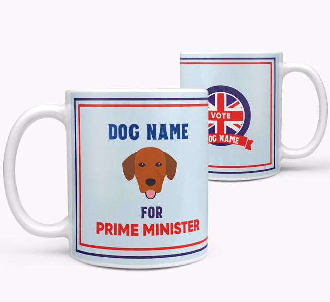 Personalised 'Prime Minister' Mug for your Springador
